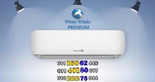 سعر تكييف وايت ويل 1.5 حصان بريميم بارد ساخن 2018