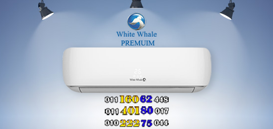 سعر تكييف وايت ويل 1.5 حصان بريميم بارد ساخن 2020
